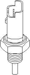 Reservdel:Citroen C8 Kylvätsketemperatur-sensor