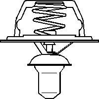 Reservdel:Citroen Xm Termostat, kylvätska