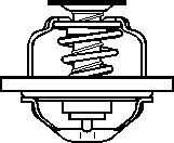 varaosat:Citroen Jumper Termostaatti, jäähdytysneste