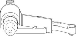 Reservdel:Citroen C3 Impulsgivare, vevaxel