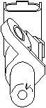 Reservdel:Citroen C3 Sensor, kamaxelgivare