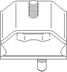 Reservdel:Citroen Zx Axelupphängning, Bak, höger eller vänster