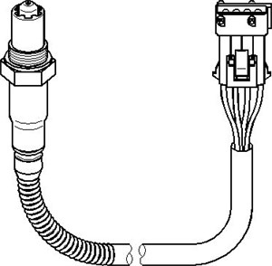 Reservdel:Citroen C3 Lambdasond,