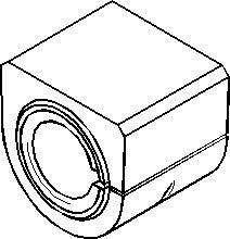 Ophæng, stabilisator, Foraksel, højre eller venstre