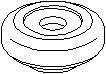 Reservdel:Citroen C1 Fjäderbenslager, Fram, höger eller vänster