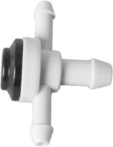 Sekundærluft - pumpesystem, Foran