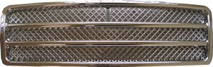Grille chrome styling