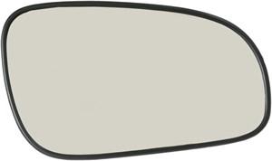 Spegelglas, yttre spegel, Höger