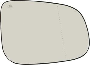 Speilglass, ytterspeil, Høyre