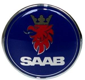 Emblem, Køretøjets bagklap