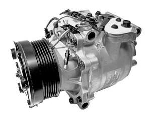 Bildel: Kompressor, klimatanläggning