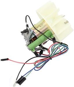 Sähkömoottori, sisätilanpuhallin