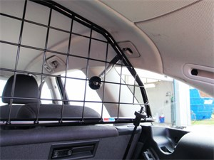 Turvaverkko, Audi A4 Avant