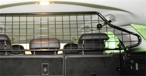 Turvaverkko, Toyota Avensis Touring
