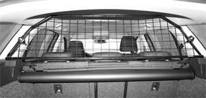 Bildel: Lastgaller, Volvo V70, Volvo V70 II