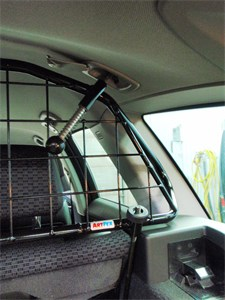 Lastgaller, BMW 3-serie Touring E91