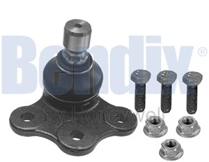 Support-/ Steering Link, Front axle, Outer, Wheel side, Front, left or right, Left or right, Lower front axle, Rear axle lower, Left, Lower, Right