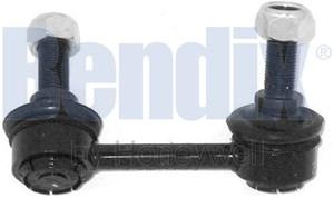Stång/stag, krängningshämmare, Fram, Framaxel, Vänster fram, Vänster