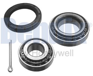 Wheel Bearing Kit, Front, Rear, Front, left or right, Left, Right