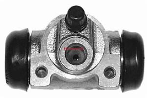 Wheel Brake Cylinder, Rear, Rear axle, Left rear, Right rear, Left, Right