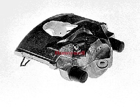 Brake Caliper, Front, Left, Right