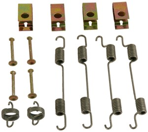 Accessory Kit, brake shoes, Rear