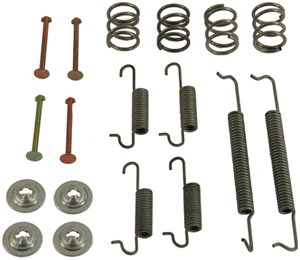 Accessory Kit, brake shoes, Front