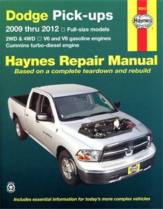Haynes Reparationshandbok, Dodge Full-size Pick-ups