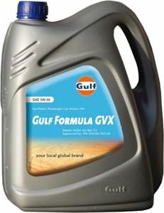 Bildel: Gulf Formula GVX 5W-30, Universal