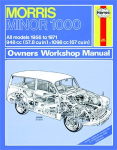 Haynes Reparationshandbok, Morris Minor 1000
