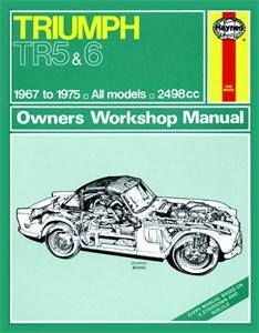 Haynes Reparationshandbok, Triumph TR5 & 6, Universal