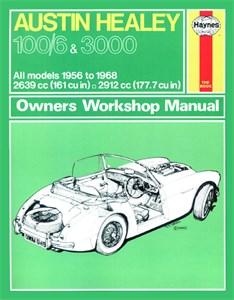 Haynes Reparationshandbok, Austin Healey 100/6 & 3000, Universal