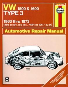 Haynes Reparationshandbok, VW Type 3, Universal