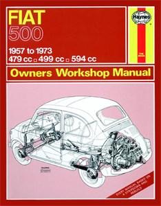 Haynes Reparationshandbok, Fiat 500