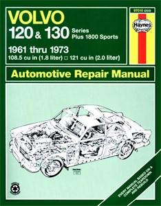 Haynes Reparationshandbok, Volvo 120 & 130 Series (& P1800), Universal