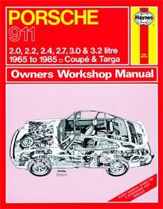 Haynes Reparationshandbok, Porsche 911, Universal