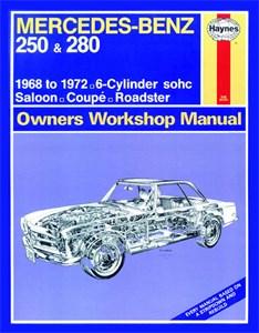 Haynes Reparationshandbok, Mercedes-Benz 250 & 280, Universal