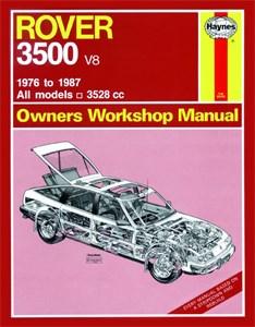 Haynes Reparationshandbok, Rover 3500