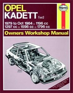 Haynes Reparationshandbok, Opel Kadett Petrol