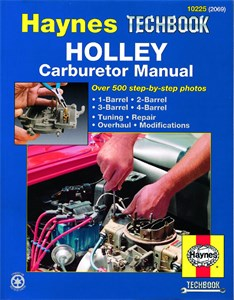 Holley Carburetor Manual, Universal