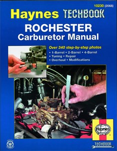 Rochester Carburetor Manual, Universal