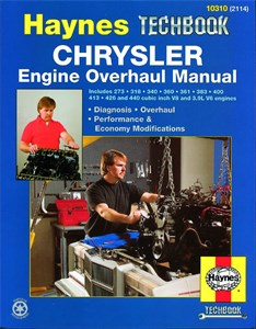 Haynes Reparationshandbok, Chrysler Engine Overhaul Manual