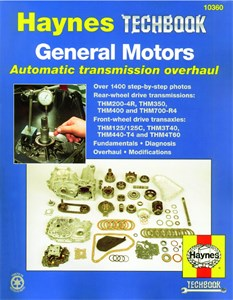 General Motors Automatic Transmission Overhaul Manual, Universal
