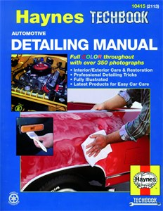 Automotive Detailing Manual, Universal