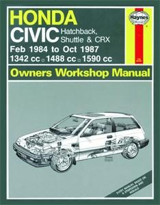 Haynes Reparationshandbok, Honda Civic, Universal