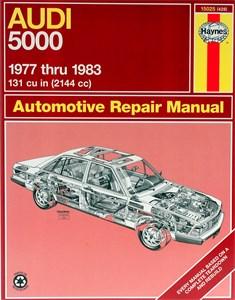 Haynes Reparationshandbok, Audi 5000