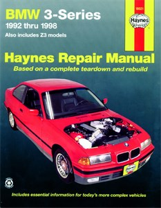 Haynes Reparationshandbok, BMW 3-Series