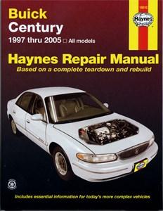 Haynes Reparationshandbok, Buick Century