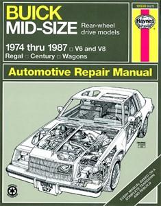Haynes Reparationshandbok, Buick Mid-size (RWD)