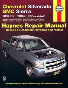 Haynes Reparationshandbok, Chevrolet Silverado & GMC Sierra